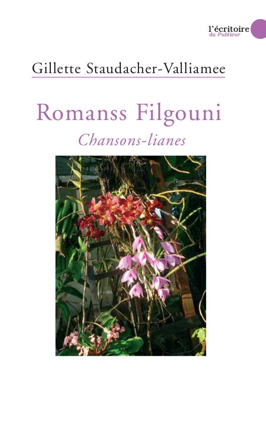 Couverture du livre Romans Filgouni