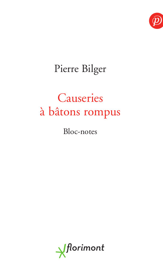 Couverture du livre Causeries à battons rompus