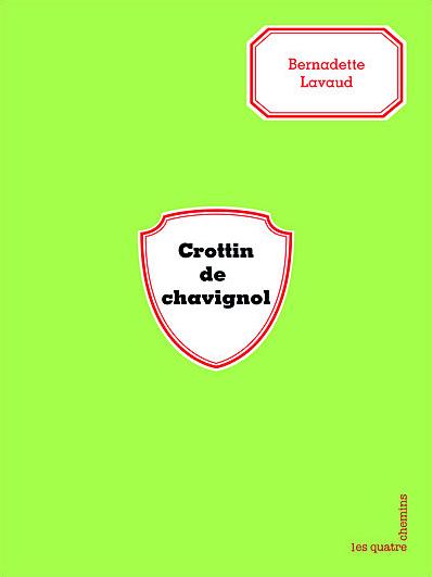 Couverture du livre Le crottin de Chavignol