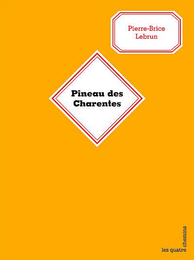 Couverture du livre Pineau de Charentes