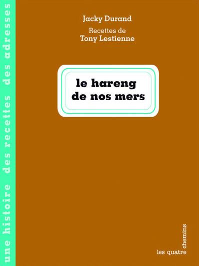 Couverture du livre Le hareng de nos mers