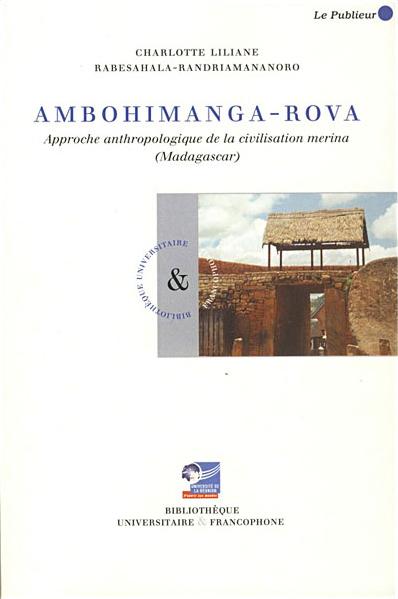 Le Publieur - Ambohimanga-Rova
