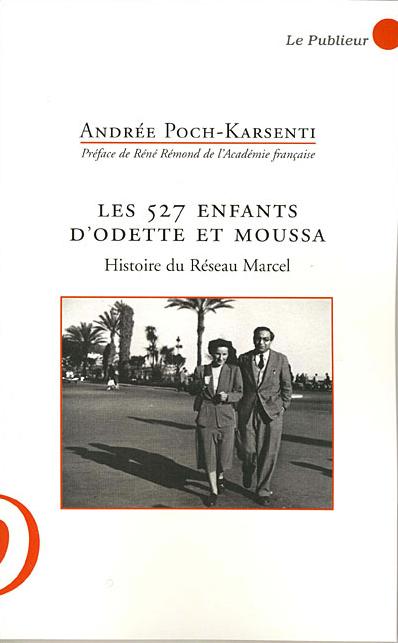 Couverture du livre Les 527 enfants d'Odette et Moussa