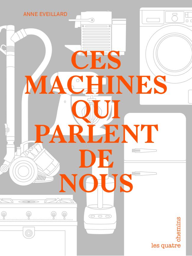 Couverture du livre Ces machines qui parlent de nous