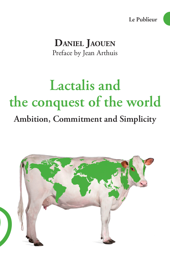 Couverture du livre Lactalis and the Conquest of the world